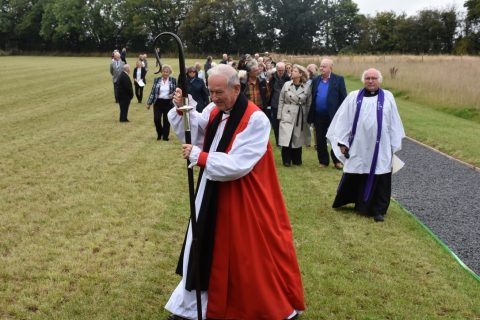 Consecration Rt Rev Michael Hooper Honorary Assistant Bishop in the Diocese of Worcester